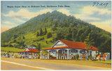 Maple Sugar Shop on Mohawk Trail, Shelbourne Falls, Mass.