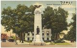 Soldier's Monument, Batavia, N.Y.