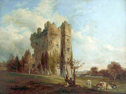 Ridpath Castle