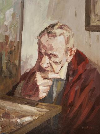 Noel Oddy, Art dealer.