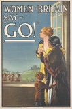 Women of Britain Say &#039;Go!&#039;