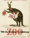 Off the Ration' Exhibition - Regents Park Zoo