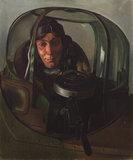 'An Air Gunner In A Gun-turret : Sergeant G Holmes, D.F.M'