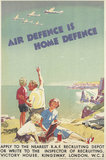 Air Defence is Home Defence