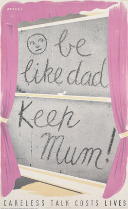 Be Like Dad - Keep Mum!