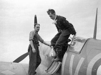 Flight Sergeant George