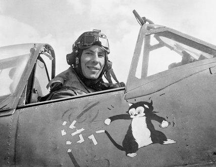 Wing Commander Ian