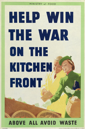 Help Win the War on the Kitchen Front
