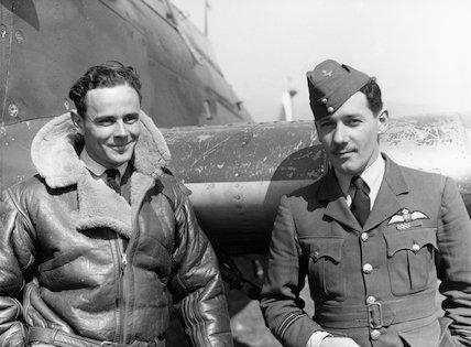 Squadron Leader Marmaduke Thomas St John