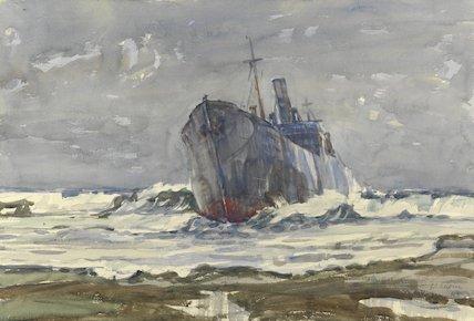 Mined, 1918