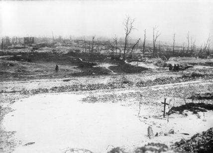 Leuze Wood, November 1916.