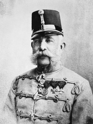 Austro-Hungarian Emperor Franz Josef