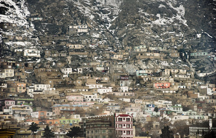 Outskirts of Kabul, Afghanistan, 2014