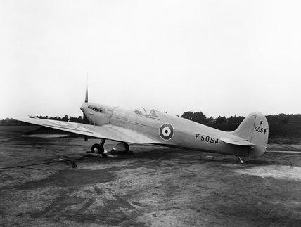 Supermarine Spitfire prototype.