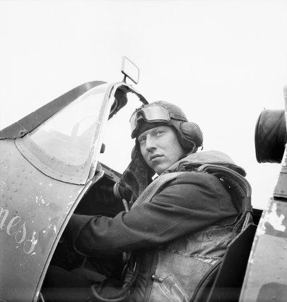 Flight-Lieutenant J H