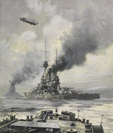 'The Pride of the German Fleet'