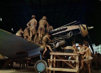 The Desert Air Force, 1943