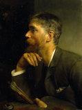 Portrait of Sir Ernest A Waterlow, R.A.