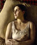 Portrait of Ethel Barlett