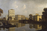 The Regent's Canal, Paddington