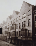 Barnard's Inn, the Fetter Lane Front