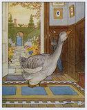 Goosey, Goosey Gander