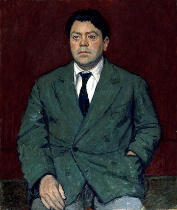 Portrait of John Davenport