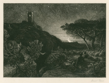 The Lonely Tower, 1879