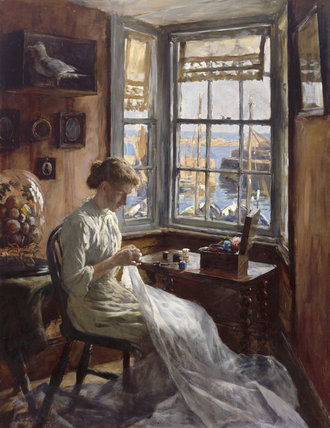 The Harbour Window, 1910