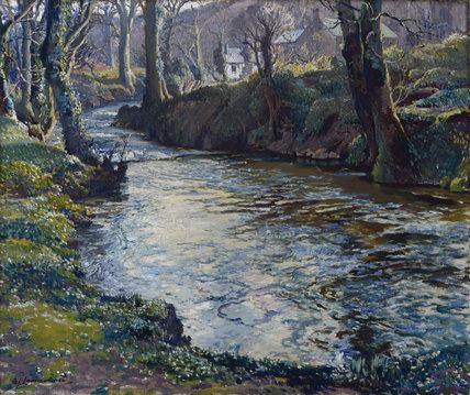 Our Little Stream, Lamorna