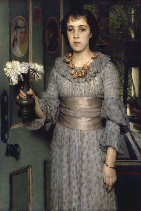 Miss Anna Alma-Tadema