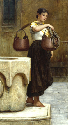 La Biccolante: A Venetian water-carrier