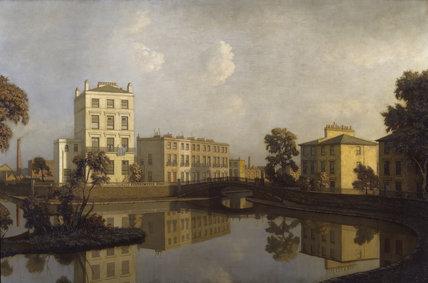The Regent's Canal, Paddington