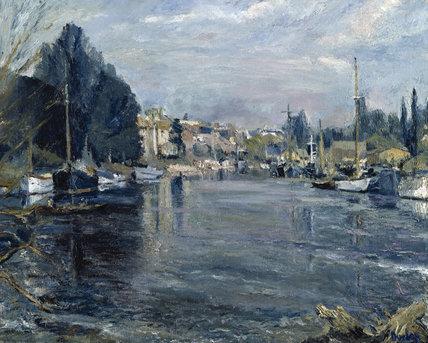 The Thames at Sunbury