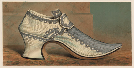 Countess of Portsmouth's Shoe