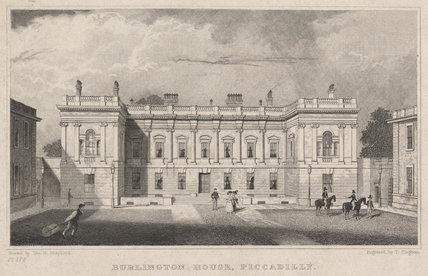 Burlington House, Piccadilly