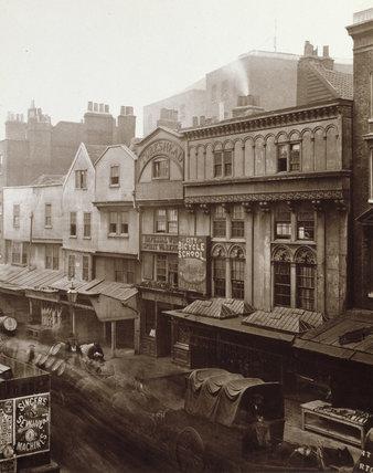 Old Houses, Aldgate