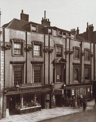 Shaftesbury House, Aldersgate Street