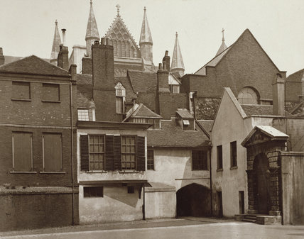 Little Dean's Yard, Westminster