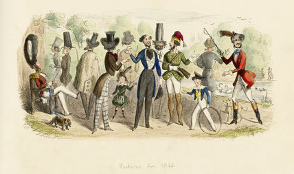 Fashions for 1844