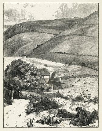 Glen-Oona, from Robert Buchanan (ed.) 'Wayside Posies: Original Poems of the Country Life', London, 1867
