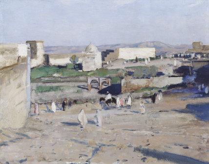 Entry into Fez