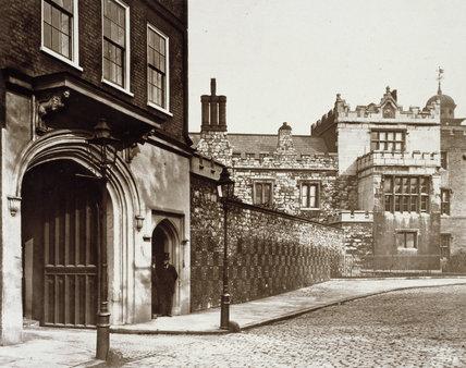 Charterhouse - General View