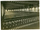 Carpet yarn spinning, Leas spinning mill, 1923