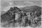 Fortress of Baniyas, from &#039;La Syrie d&#039;aujourd&#039;hui. Voyages dans la Phenicie, le Liban et la Judee. 1875-1880&#039; of Louis Charles Emile Lortet, 1884 