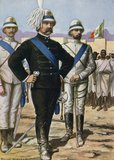 General Antonio Baldissera, the restorer of Italian prestige in Eritrea