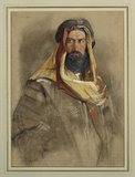 Study of an Arab Sheikh 