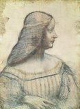 Portrait of Isabella d&#039;Este  