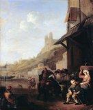 Roman Blackmith's Shop