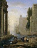 Embarkation of St Paula